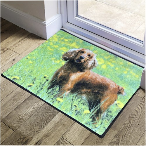 Cocker Spaniel Pet Mats