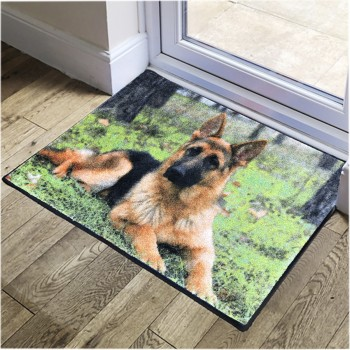German Shepherd Pet Mats