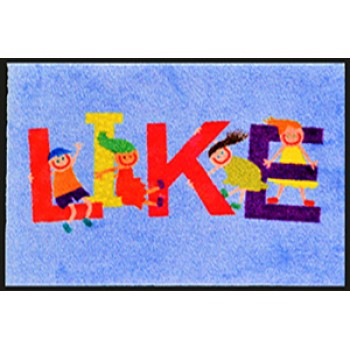 Like Letters Nursery & School Mats