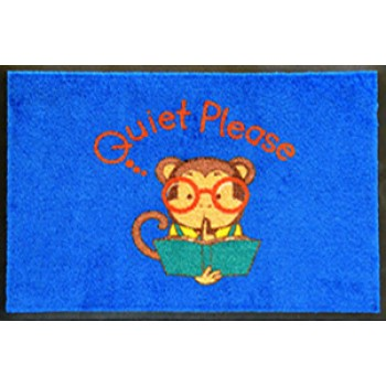 Quiet Please Nursery & School Mats