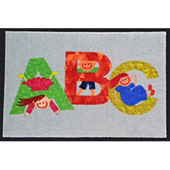 ABC Letters Nursery & School Mats
