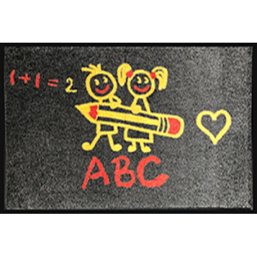 ABC-123 Nursery & School Mats