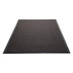 Twin Rib Heavy Duty Vinly Backing Carpeted Indoor Matting