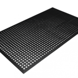Safety Chef Non Slip Grease-Proof Drainage Mats