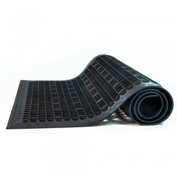 Versa-Lite Anti-Microbial Grease Resistant Non Slip Rubber Mat