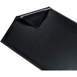 Clean Step Outdoor Non Slip 100% Natural Rubber Scraper Mats