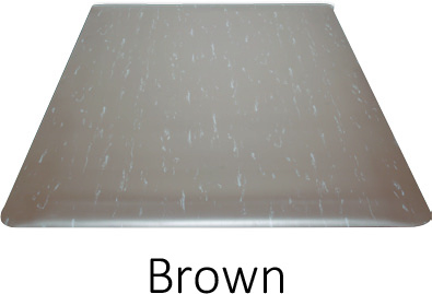 Marble Top Colours Available Brown-White