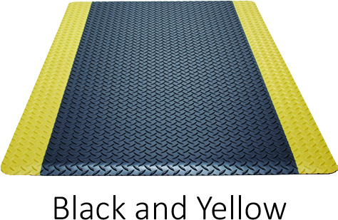 Safe Step Available Colour Black and Yellow